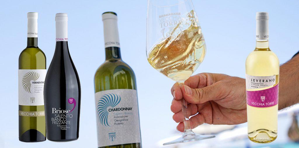 vini bianchi salentini