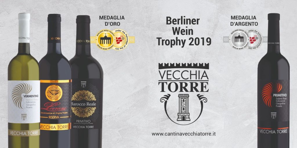 vini pugliesi premiati 2019 1