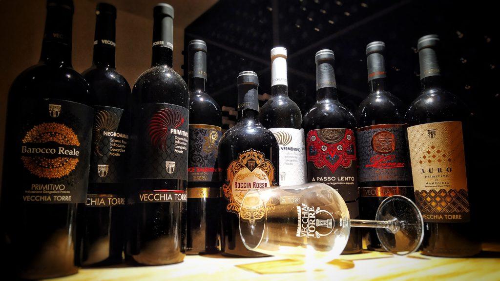 vini salentini premiati 2020